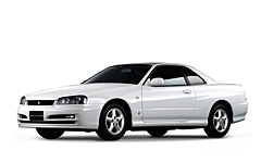 Nissan Skyline (R34) Coupe