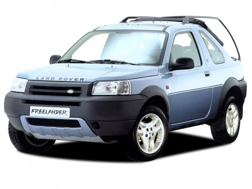 Land Rover Freelander Soft Top